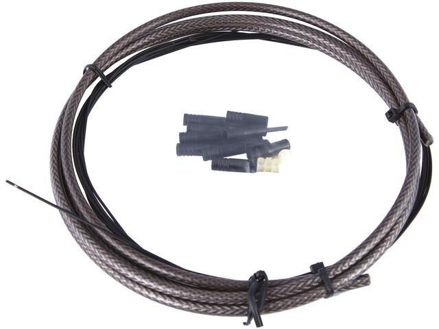ASHIMA ReAction Set Cable Cambio con Revestimiento PTFE, negro